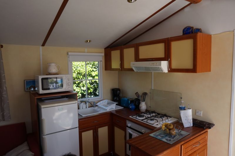Coin cuisine Location Mobil-home 102239 Cancale