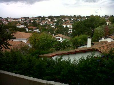 Vue du balcon Location Appartement 103260 Saint Jean de Luz