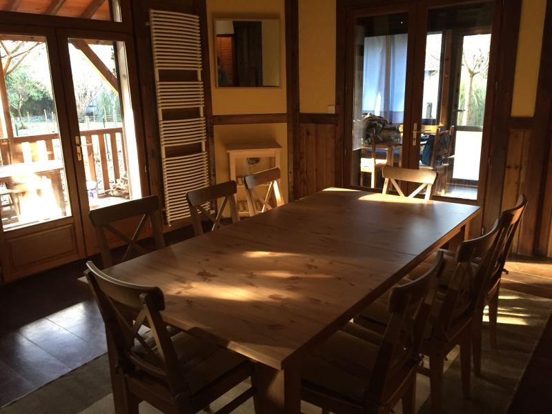 Salle à manger Location Moulin 104036 Léon