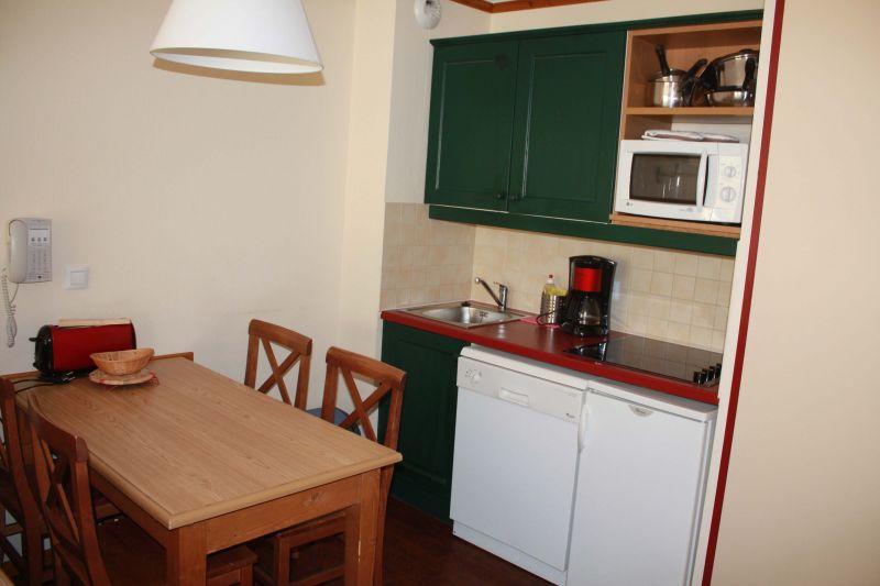 Coin cuisine Location Appartement 106783 Serre Chevalier