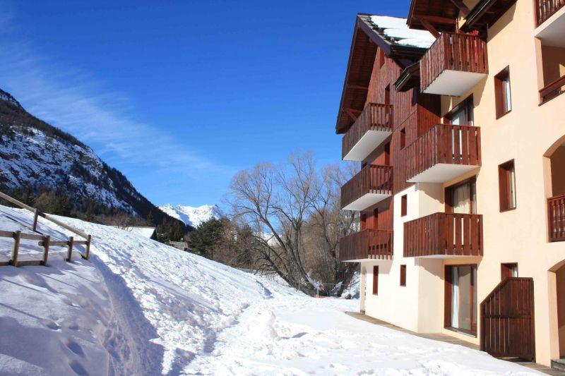 Vue extérieure de la location Location Appartement 106783 Serre Chevalier