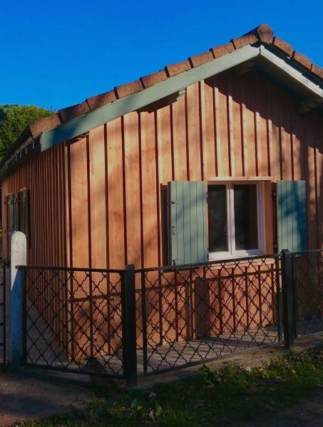 Vue extérieure de la location Location Gite 108872 Andernos les Bains