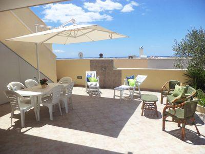 Jardin Location Villa 109173 Torre Pali