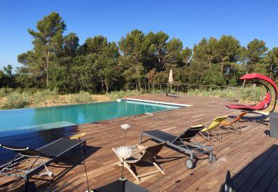 Piscine Location Villa 109342 Aix en Provence
