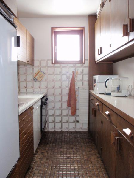 Cuisine indépendante Location Appartement 110053 Courchevel