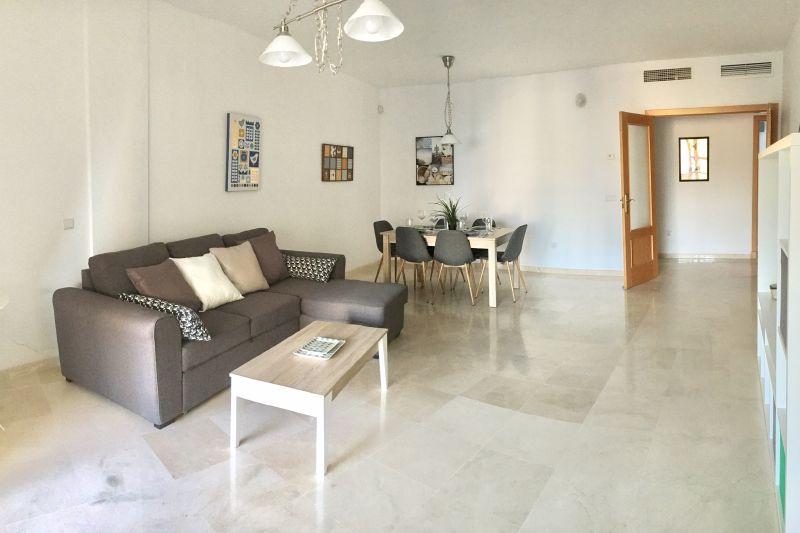 Salon Location Appartement 111259 Fuengirola