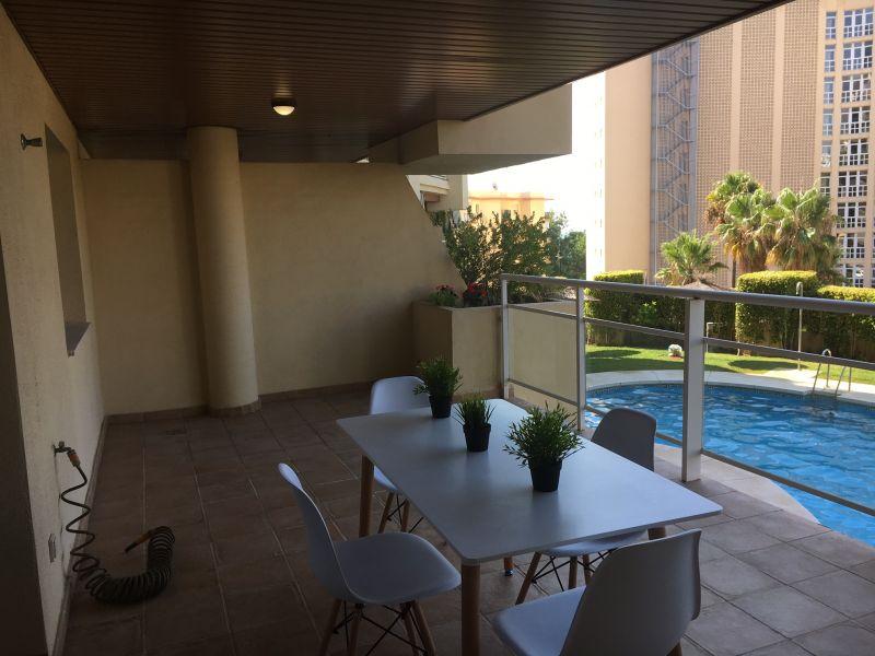 Terrasse Location Appartement 111259 Fuengirola