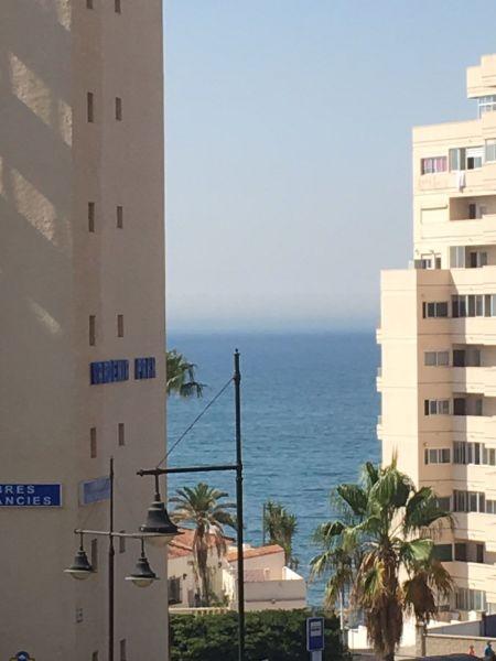 Vue de la terrasse Location Appartement 111259 Fuengirola