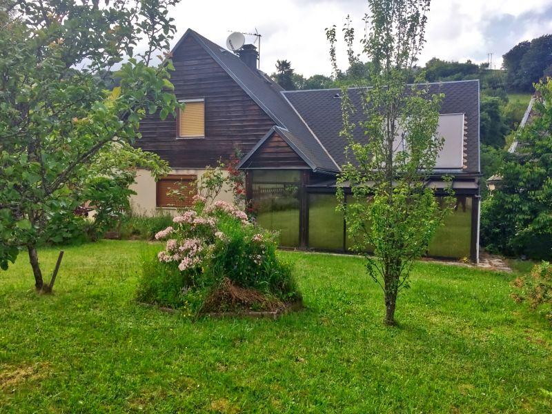 Vue extérieure de la location Location Villa 112185 Besse - Super Besse