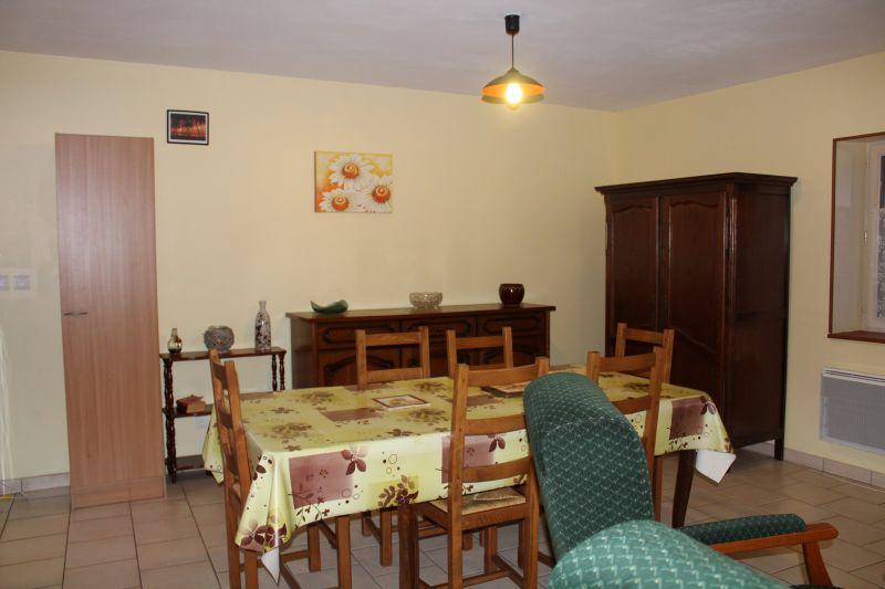 Salle à manger Location Gite 112323 Autun