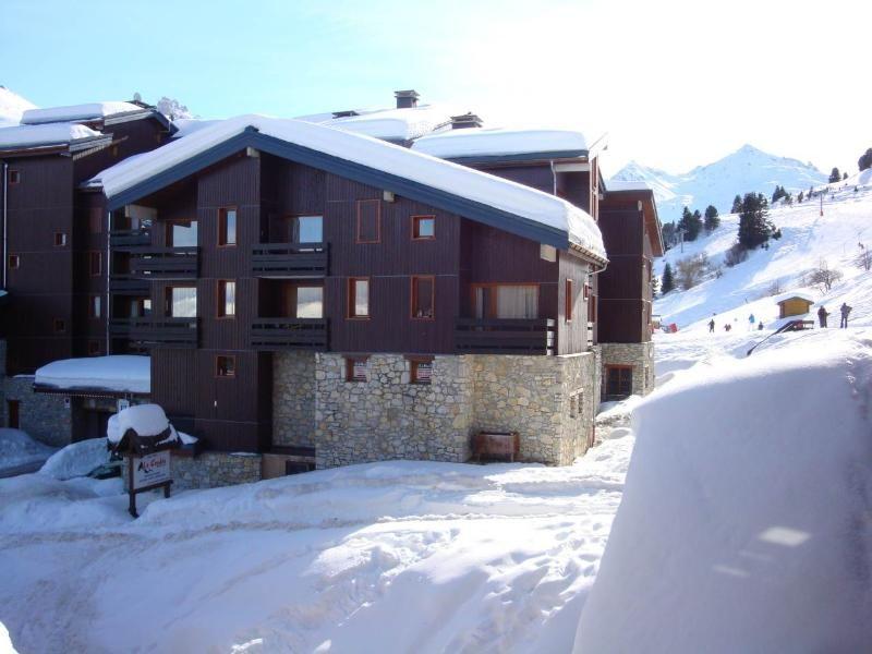 Vue extérieure de la location Location Appartement 112509 Méribel