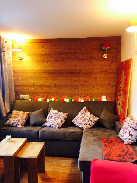 Salon Location Appartement 112509 Méribel