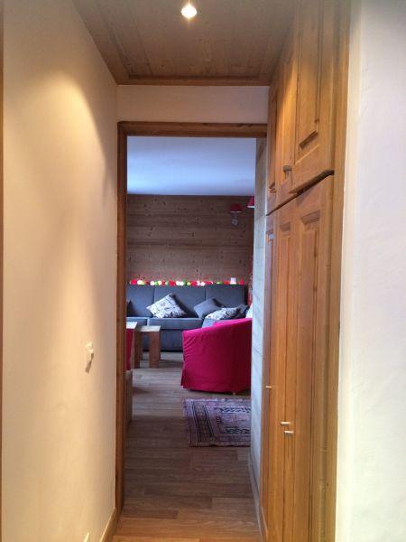 Couloir Location Appartement 112509 Méribel