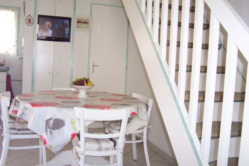 Salle à manger Location Maison 113190 Quiberon
