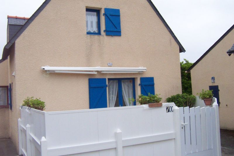 Vue extérieure de la location Location Maison 113190 Quiberon