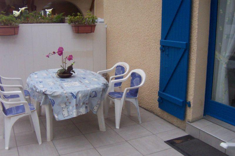 Vue de la terrasse Location Maison 113190 Quiberon