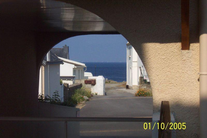 Vue depuis la location Location Maison 113190 Quiberon