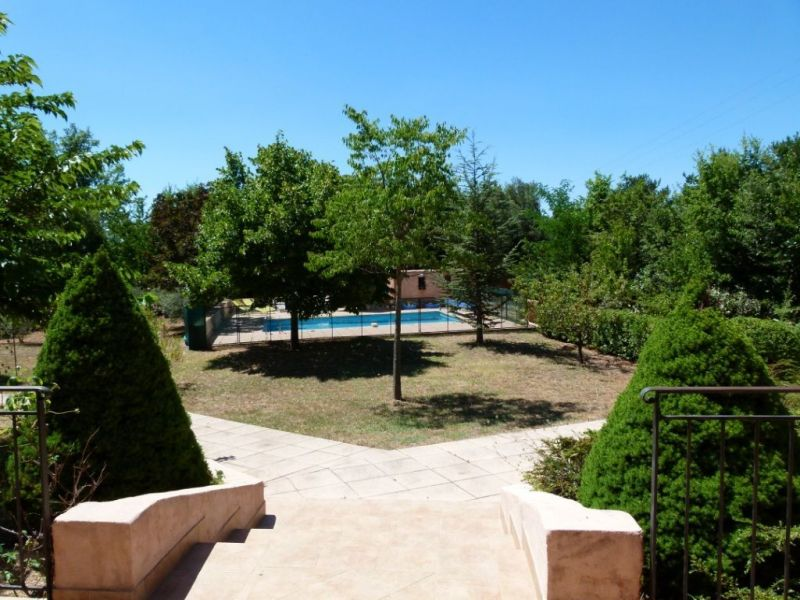 Jardin Location Maison 114148 Régusse