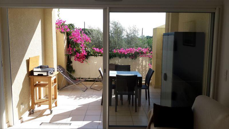 Terrasse Location Appartement 114366 Ile Rousse