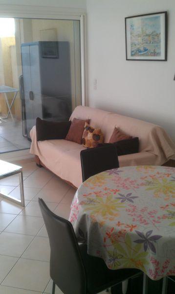 Séjour Location Appartement 114366 Ile Rousse