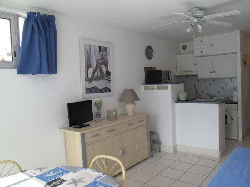 Location Studio 114489 Carnon Plage