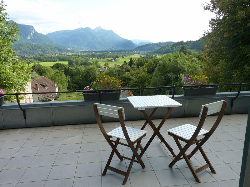Terrasse Location Villa 116463 Challes les Eaux