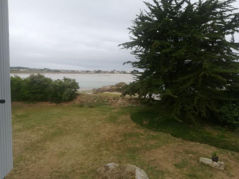Vue depuis la location Location Villa 116740 Guisseny