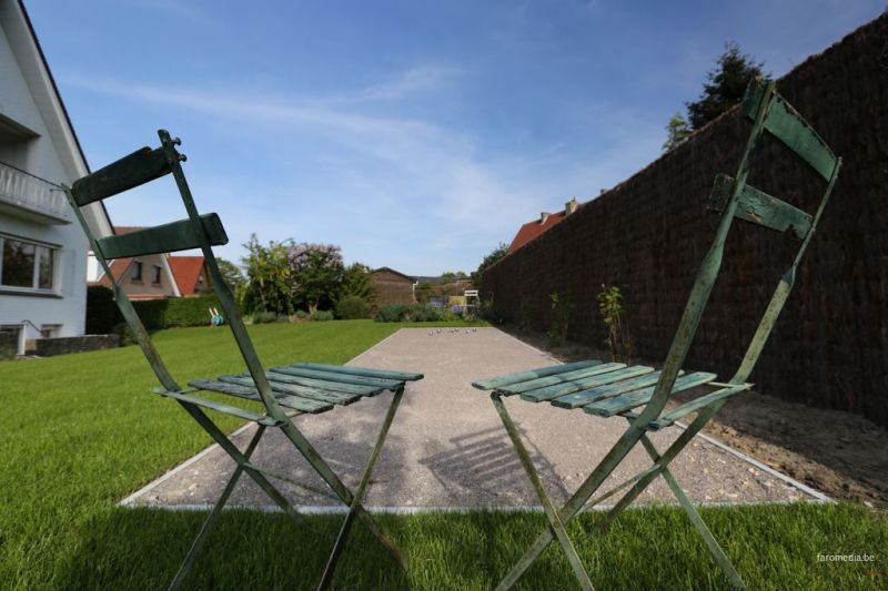 Jardin Location Villa 116743 La Panne