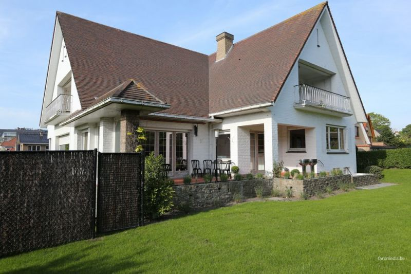 Location Villa 116743 La Panne