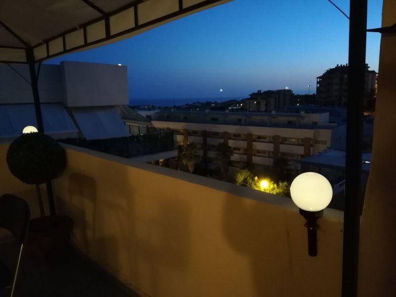 Vue de la terrasse Location Appartement 116746 La Cala de Mijas