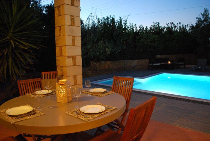 Location Villa 116995 Platanias
