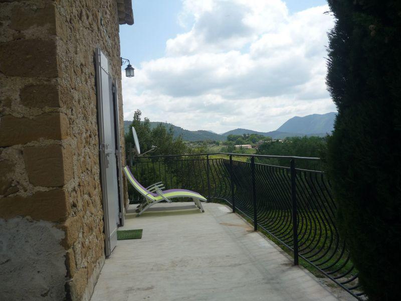 Terrasse Location Maison 117019 Nyons