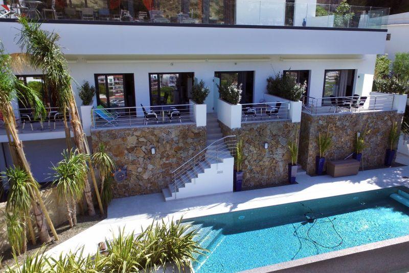 Piscine Location Appartement 117038 Rosas