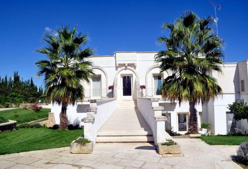 Vue extérieure de la location Location Gite 118484 Otranto