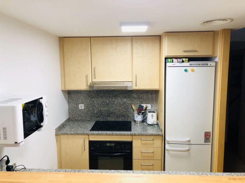 Cuisine américaine Location Appartement 118724 L'escala