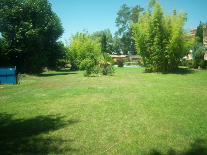 Jardin Location Villa 118922 Le Beausset