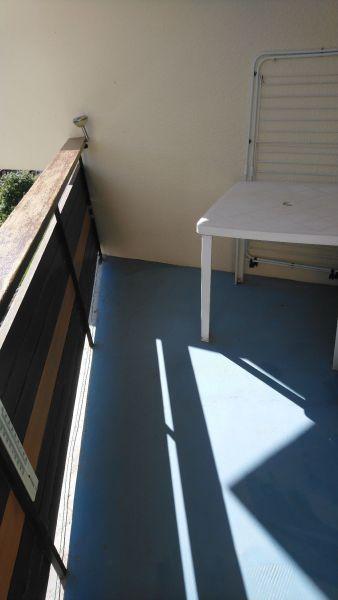 Vue du balcon Location Studio 65005 Orcières Merlette