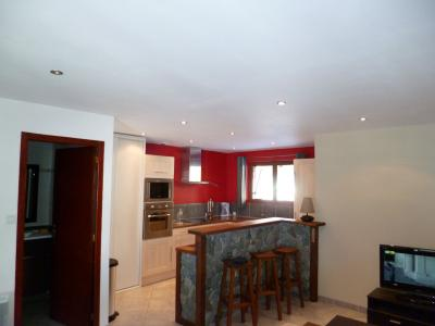 Cuisine am�ricaine Location Appartement 65310 Saint Jean d'Arves