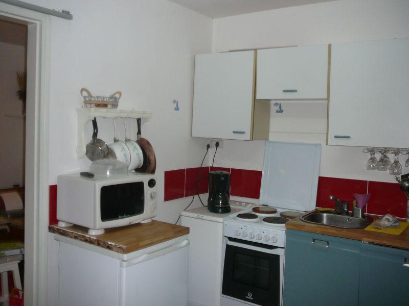 Cuisine indépendante Location Appartement 65406 Berck-Plage