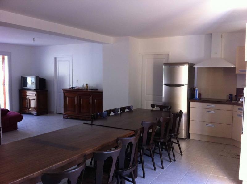 Salle à manger Location Appartement 67175 Saint François Longchamp