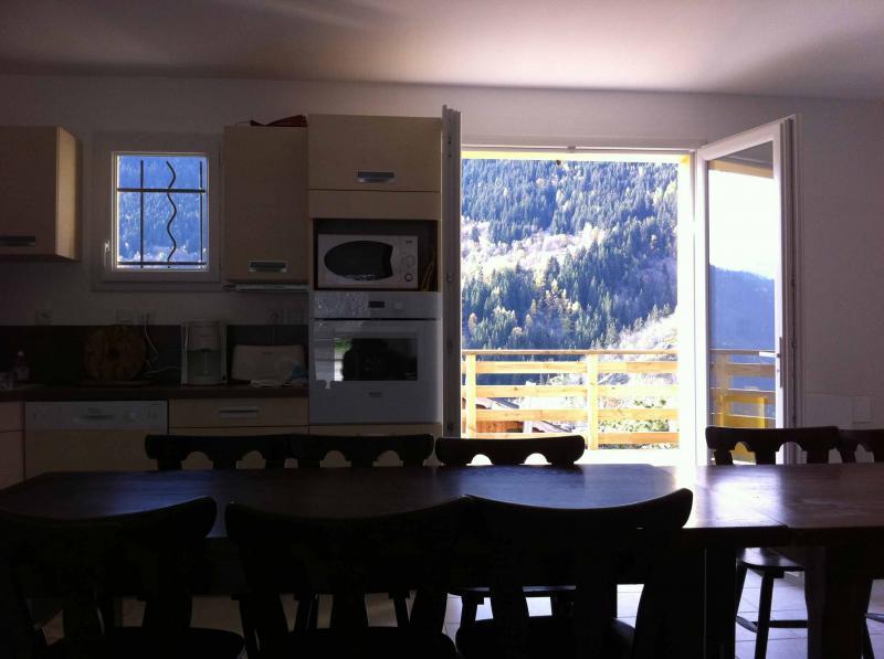 Cuisine américaine Location Appartement 67175 Saint François Longchamp