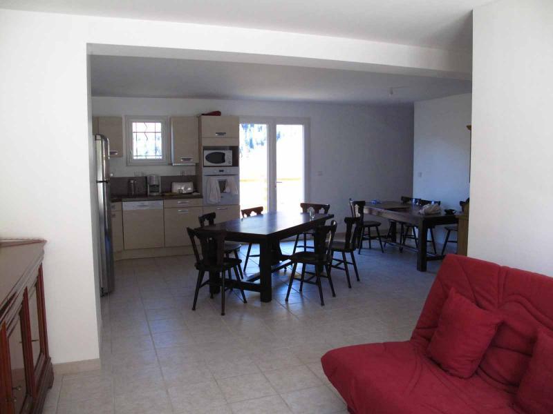 Salon Location Appartement 67175 Saint François Longchamp