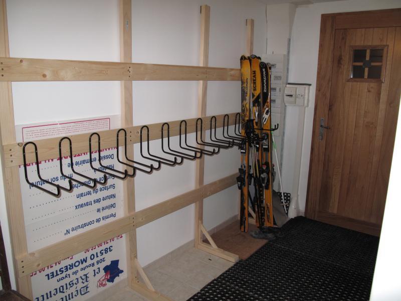 Entrée Location Appartement 67175 Saint François Longchamp