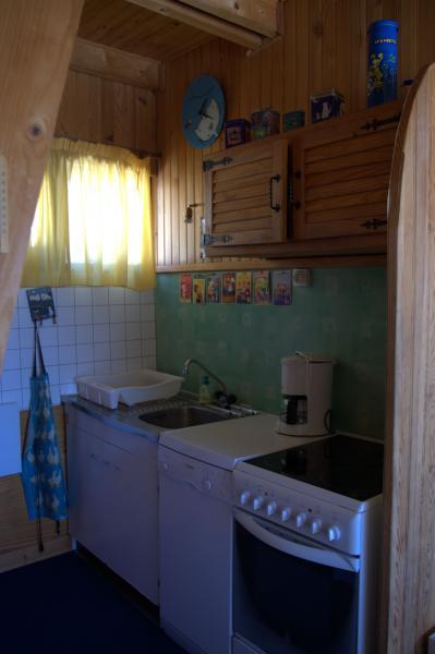 Coin cuisine Location Chalet 67212 Besse - Super Besse