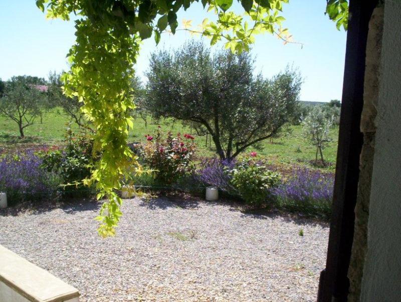 Vue depuis la location Location Gite 68513 Montpellier