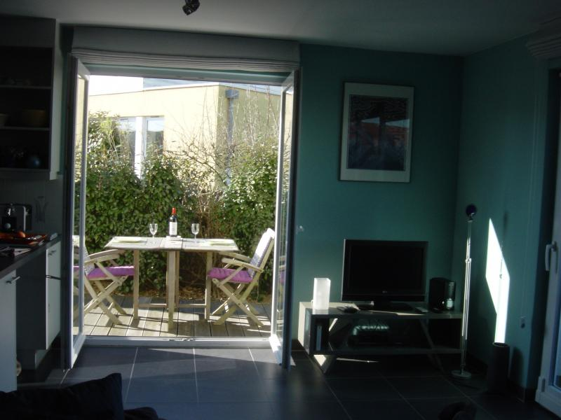 Terrasse Location Maison 68731 Wimereux