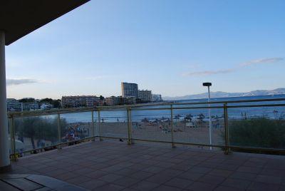 Vue depuis la location Location Appartement 69521 L'escala