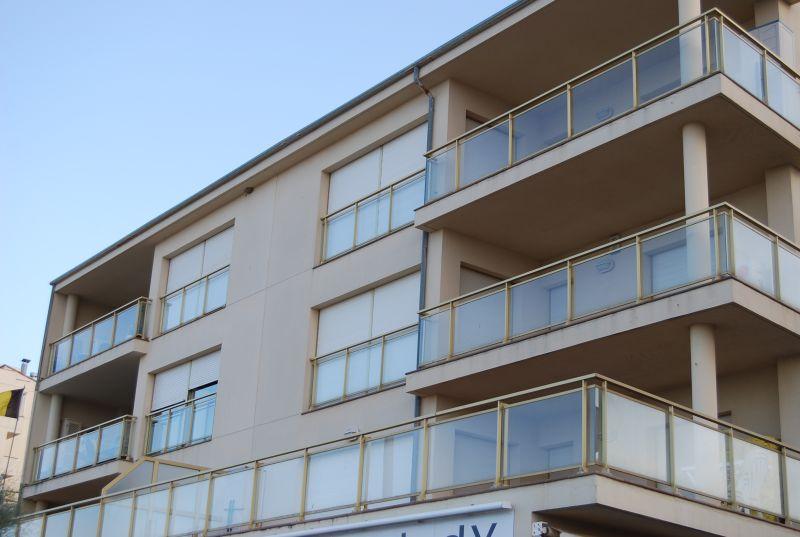Vue extérieure de la location Location Appartement 69521 L'escala