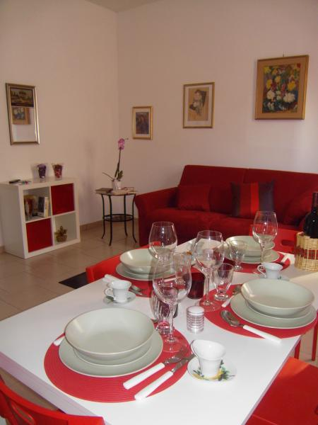 Séjour Location Appartement 69902 Rome