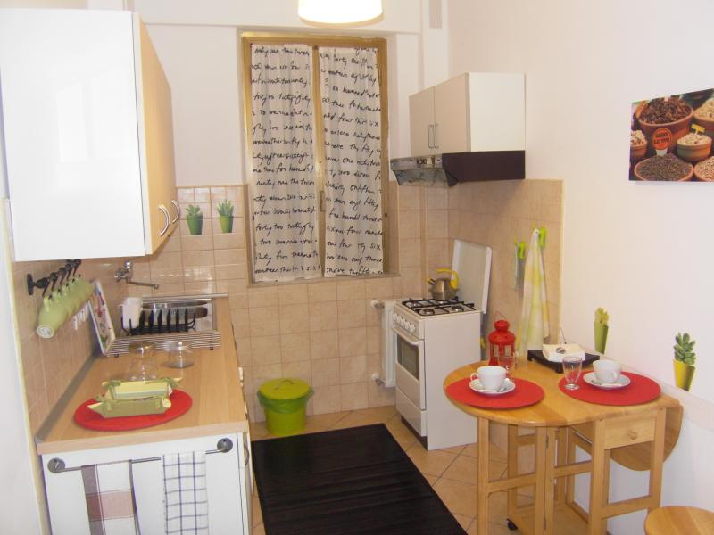 Cuisine indépendante Location Appartement 69902 Rome
